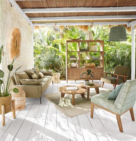 Tendencias eco: Maisons du Monde presenta sus muebles ecológicos