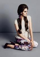 Lana del Rey, una diva más entre trapitos del H&M