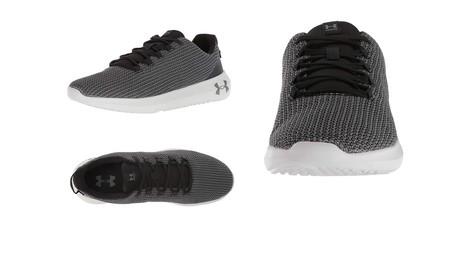 Las zapatillas deportivas Under Armour UA Ripple en negro pueden ser nuestras por sólo 32,95 euros gracias a Amazon