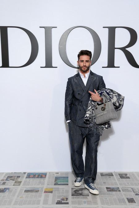Dior Ready To Wear Autumn Winter 2020 Photocall Pelayo Diaz 2