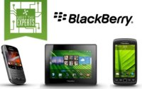 Meet the Experts, RIM trajo Blackberry Playbook y sus smartphones