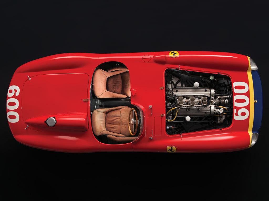 Foto de Ferrari 290 MM de Juan Manuel Fangio (6/15)