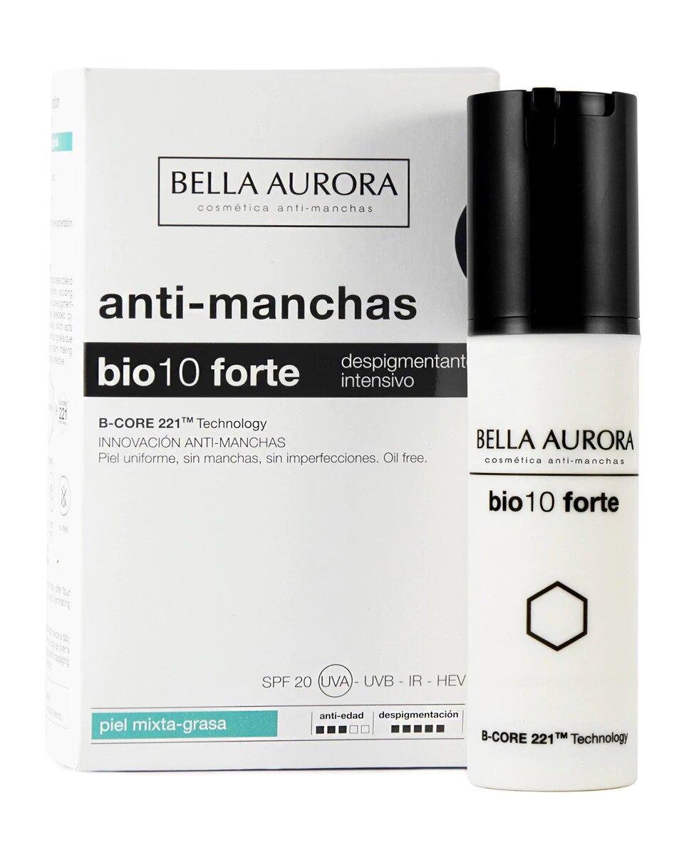 Tratamiento despigmentante intensivo Bio10 Forte Bella Aurora
