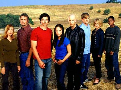 'Smallville', el superhéroe original de The CW