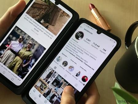Probamos un móvil de doble pantalla ideal para el multi-tasking: el LG G8X ThinQ Dual Screen es elegante, intuitivo y doblemente útil