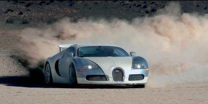 Bugatti Veyron GT, 1.350 CV a 425 Km/h
