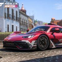 Mercedes AMG Project ONE, el hypercar alemán está listo para recorrer México en Forza Horizon 5