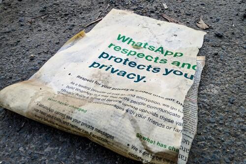 Cifrado en WhatsApp no siempre equivale a privado: Facebook examina millones de partes de los chats, según ProPublica
