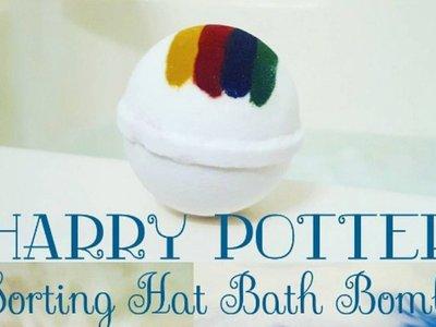 ¿Y si pudieras saber cuál es tu casa de Hogwarts solo dándote un baño?