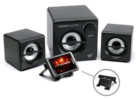 Energy Sistem S200 ofrece un sistema 2.1 barato