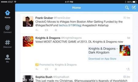 Twitter empieza a probar anuncios con enlaces personalizados