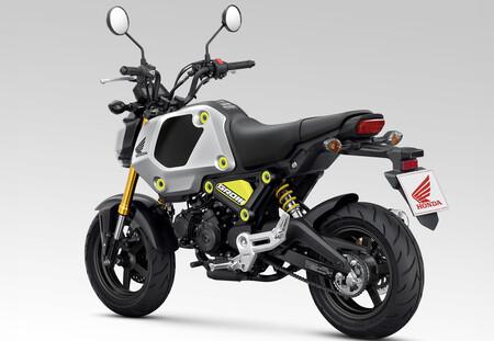Honda Msx125 Grom 2021 2