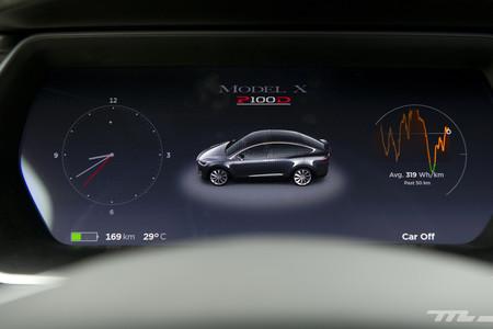 Tesla Model X Motorpasion Prueba 33