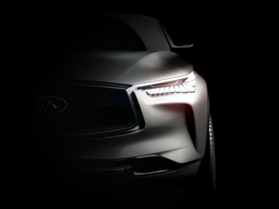 Infiniti QX Sport Inspiration, inspirando al SUV japonés deportivo