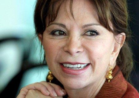 Isabel Allende, ganadora del Premio Hans Christian Andersen de Literatura