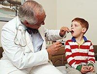 Los ganglios en el niño, adenopatías