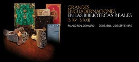 Grandes Encuadernaciones en las Bibliotecas Reales (S. XV – S. XXI)