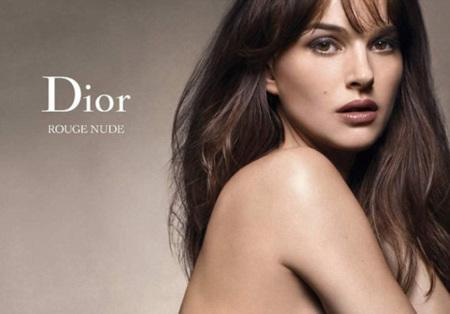 Portman Dior Nude