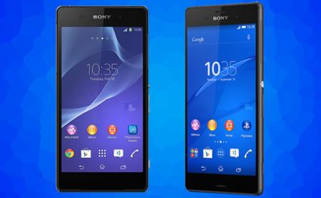 Sony libera Android 5.1.1 para los Xperia Z2 y Z3 con nuevas funciones
