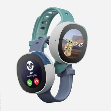 'Neo', el smartwatch para niños con los personajes más icónicos de Disney, Pixar, Marvel y Star Wars