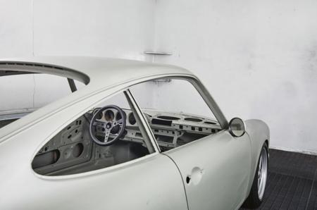 Porsche 911 Convertido En Electrico