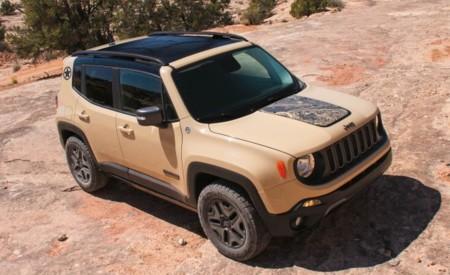 Jeep Renegade Desert Hawk: Listo para la guerra de los SUV compactos