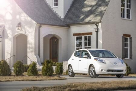 Nissan Leaf 2015 Casa