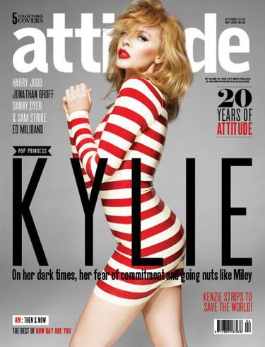Kylie Minogue ya no llora por los rincones, que lo sepáis