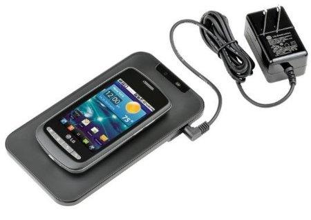 LG Wireless Charging Pad WCP-700, la carga inductiva de LG llegará en abril sin móviles compatibles