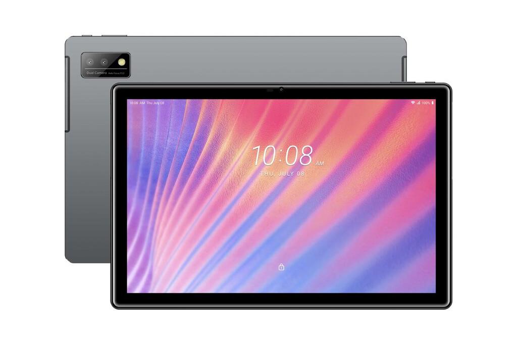 HTC A100: la primera tablet de HTC es de gama media, con pantalla de 10,1 pulgadas y procesador Unisoc