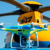 Los drones de la DGT empezarán a denunciar las infracciones de los conductores a partir del 1 de agosto