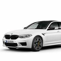 El BMW M5 Competition Package se filtra de nuevo: imágenes y datos gracias a un ansioso cliente