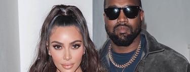 Kim Kardashian nos muestra su nueva obsesión en su último look navideño