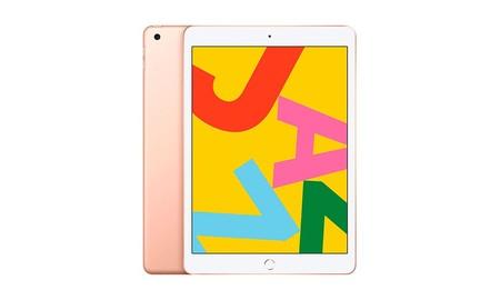 De importación en eBay, el iPad 2019 con 32 GB en dorado, te sale por 272,65 euros si usas el cupón PARATODO5 al hacer tu pedido