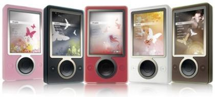 Zune color sandía confirmado