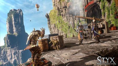 Las bondades del modo cooperativo de Styx: Shards of Darkness en su nuevo gameplay
