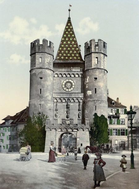 The Spalenthor Basel