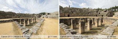 Canon Ef11 24mm F4l Usm 11vs24
