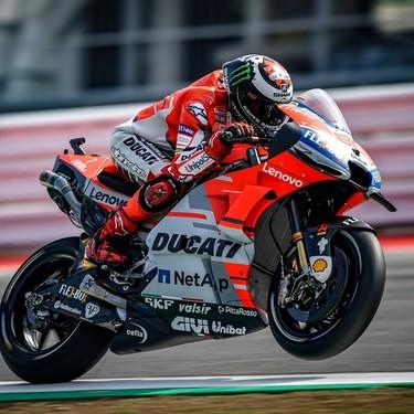 """La despedida de Jorge Lorenzo: """"Hay historias felices, tristes y otras inclasificables como la mía con Ducati"""""""