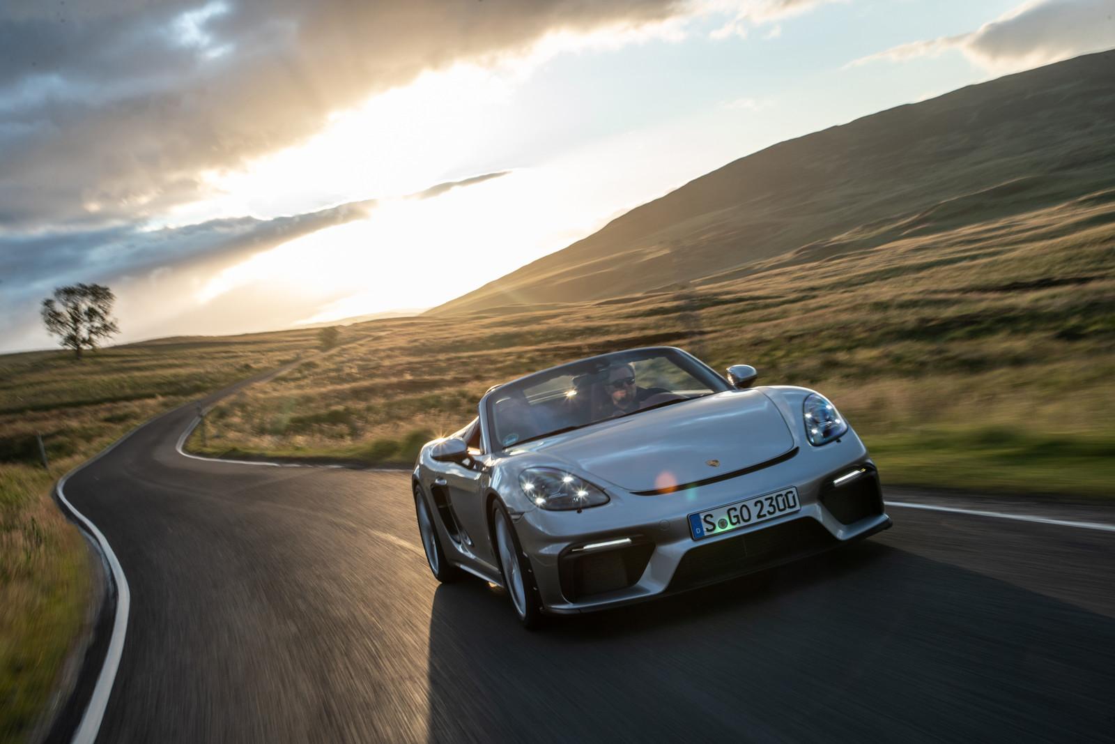 Foto de Porsche 718 Spyder (prueba contacto) (208/296)