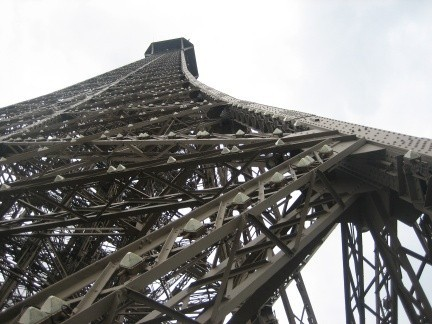Subir a la Torre Eiffel