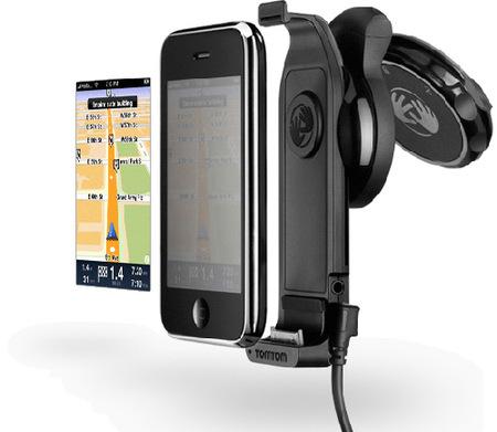 TomTom para el iPhone, por fin un GPS decente para el móvil de Apple