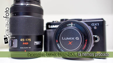 Panasonic Lumix DMC-GX1, la hemos probado