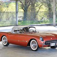 ¿Por qué este Chevrolet Corvette de 1955 con matrícula española es tan especial?