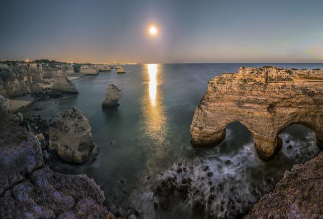 Praia Da Marinha Portugal