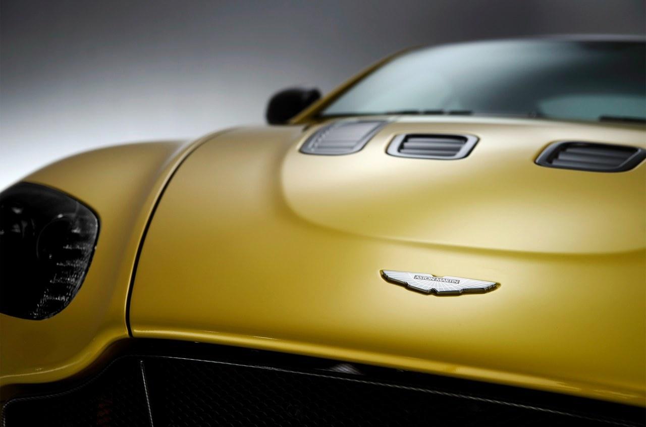 Foto de Aston Martin V12 Vantage S (15/34)