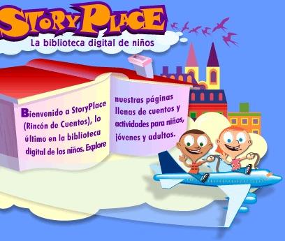 Story Place, biblioteca digital para los más pequeños