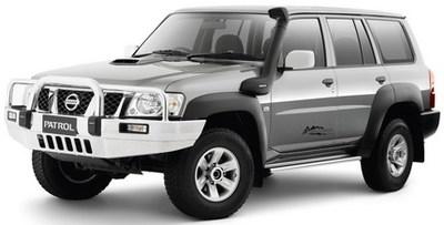 Nissan Patrol DX Walkabout