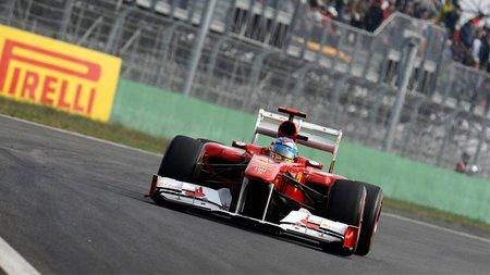 Fernando Alonso pide a Ferrari mejorar en las clasificaciones