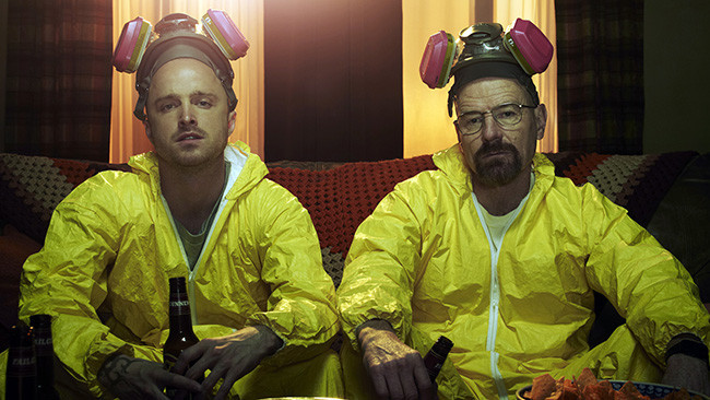 Series de TV que has de ver si eres fotógrafo: Breaking Bad